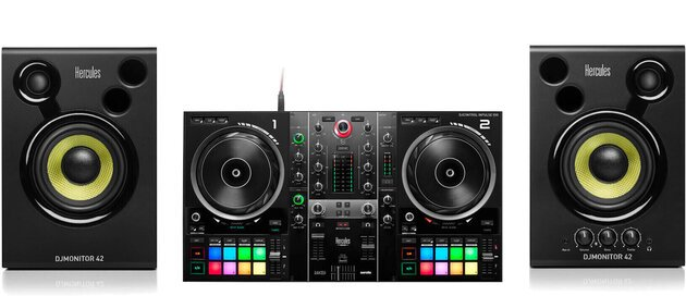 Hercules DJ DJControl Inpulse 500 SET