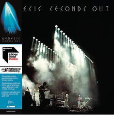 Genesis Seconds Out (Remastered) (2 LP)