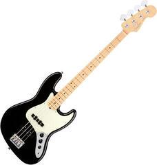 Fender American PRO Jazz Bass MN Black