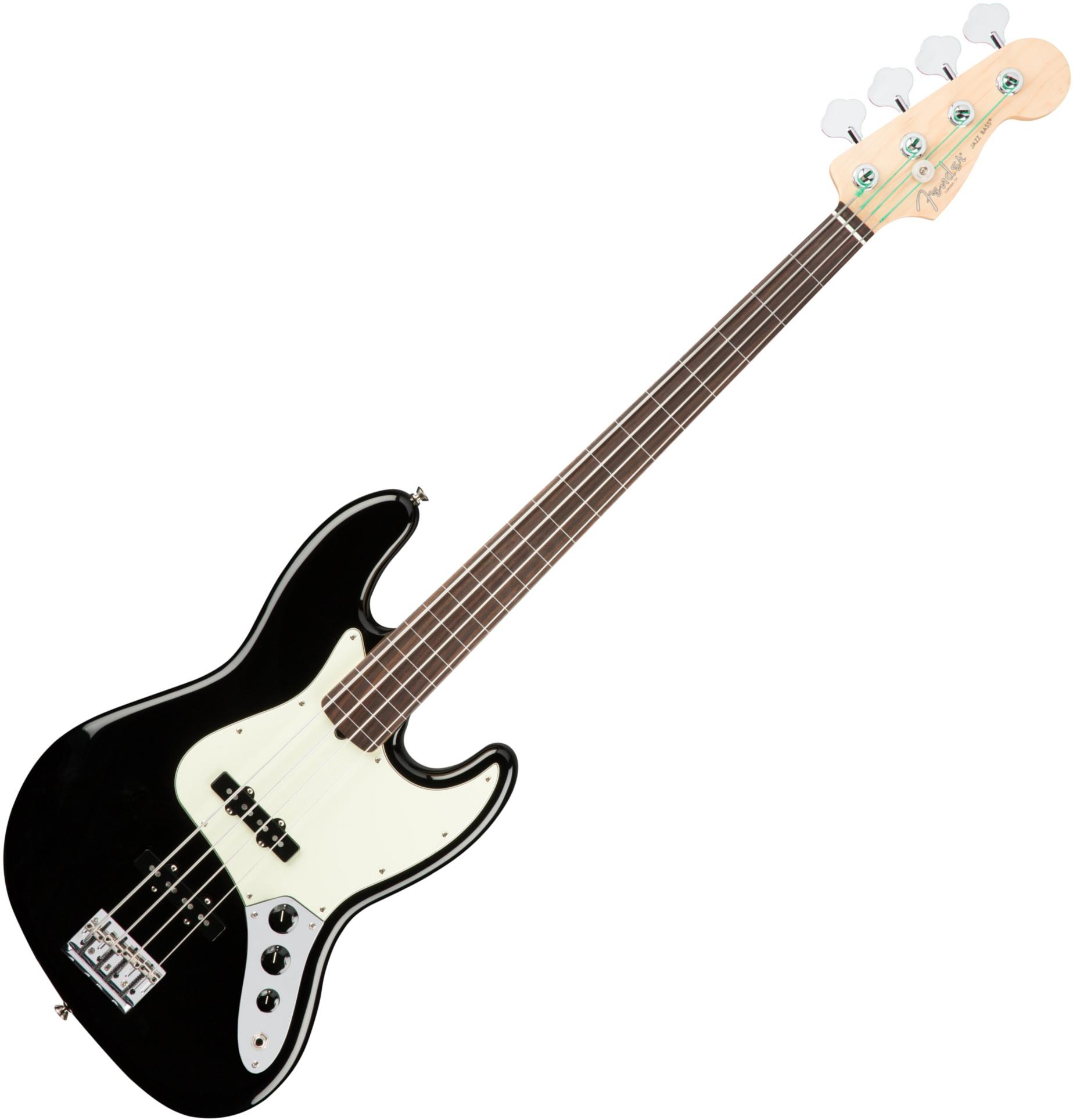Jeu de cordes basses FENDER 990L guitare basse 45 à 90 pur nickel
