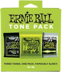 Ernie Ball 3331 Electric Tone Pack 10-46