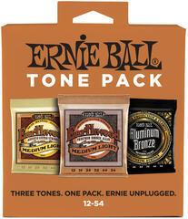 Ernie Ball 3313 Acoustic Tone Pack 12-54