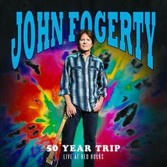 John Fogerty 50 Year Trip: Live At Red Rocks (2 LP)