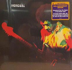Jimi Hendrix Band Of Gypsy's (Coloured)