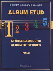 Kleinová-Fišerová-Müllerová Album etud 1