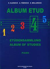 Kleinová-Fišerová-Müllerová Album etud 4