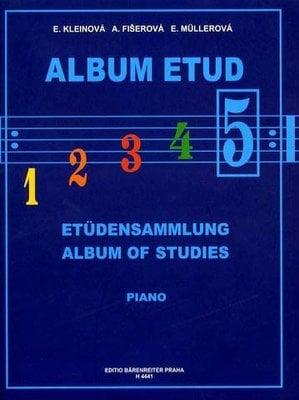 Kleinová-Fišerová-Müllerová Album etud 5