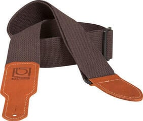 Boss BSC-20-BRN Instrument Cotton Strap Brown