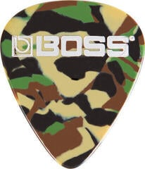 Boss BPK-72-CH Celluloid Pick Heavy Camo