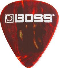 Boss BPK-12-SM Celluloid Pick Medium Shell 12 Pack