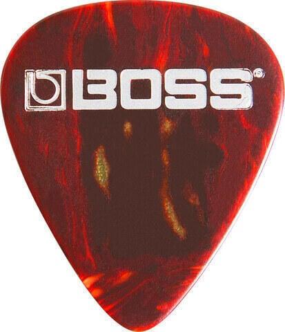 Boss BPK-72-ST Celluloid Pick Thin Shell