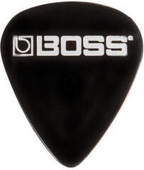 Boss BPK-72-BM Celluloid Pick Medium Black