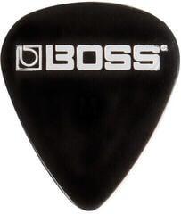 Boss BPK-72-BM Celluloid Pick Medium Black