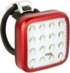 Knog Blinder Mob Kid Grid Front Red