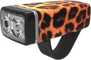 Knog Pop II Front Leopard