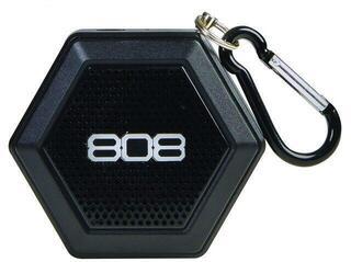 808 Audio SP50 Hex Tether Wireless Speaker Black