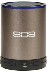 808 Audio SP880 Canz Wireless Bluetooth Speaker Gun Metal