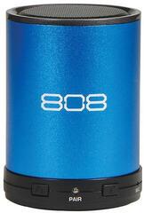 808 Audio SP880 Canz Wireless Bluetooth Speaker Blue
