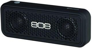 808 Audio SP260 XS Wireless Stereo Speaker Black