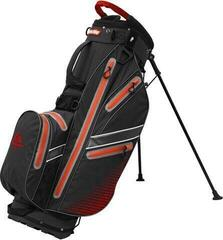 Longridge Aqua 2 Waterproof Black/Red Stand Bag