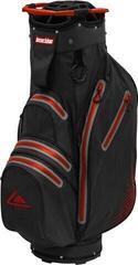Longridge Aqua 2 Waterproof Black/Red Cart Bag