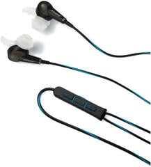 Bose QuietComfort 20 Black/Blue/Apple iOS