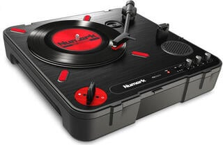 Numark PT01 Scratch Portable Turntable with Scratch Switch (B-Stock) #922356