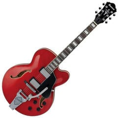 Ibanez AFS75T Artcore Transparent Cherry Red