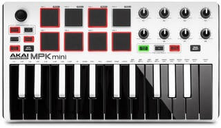 Akai MPK2 Mini White Limited Edition