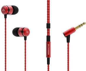 SoundMAGIC E50 Black-Red