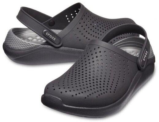 Crocs LiteRide Clog BlackSlate Grey 48 49