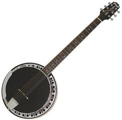 Epiphone Stagebird Banjo 6-string Electric Red Mahogany