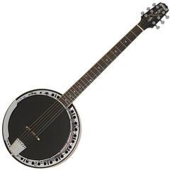 Epiphone Stagebird Banjo 6-string Electric Red Mahogany