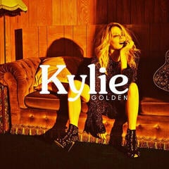 Kylie Minogue Golden (Super Deluxe - 12X12 Book (CD + LP)