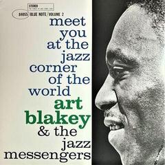 Art Blakey Meet You At The Jazz Corner Of The World Vol. 2 (LP) Reissue