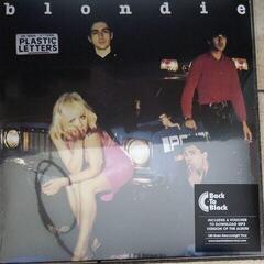 Blondie Plastic Letters (Vinyl LP)