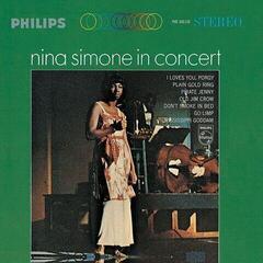 Nina Simone In Concert (Vinyl LP)