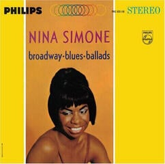 Nina Simone Broadway, Blues, Ballads (Vinyl LP)