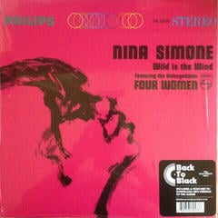 Nina Simone Wild Is The Wind (Vinyl LP)