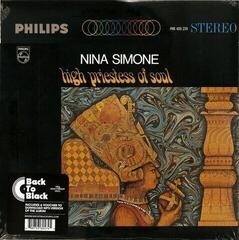 Nina Simone High Priestess Of Soul (Vinyl LP)