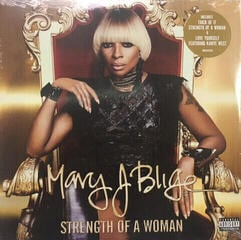 Mary J. Blige Strength Of A Woman (2 LP)