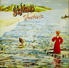 Genesis Foxtrot (LP) Reissue