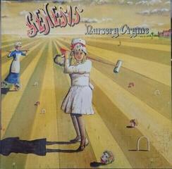 Genesis Nursery Cryme (LP) Nové vydání