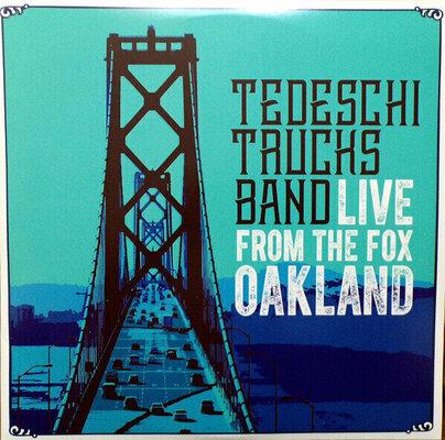 Tedeschi Trucks Band Live From The Fox Oakland (3 LP)