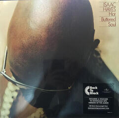 Isaac Hayes Hot Buttered Soul (LP) Reissue