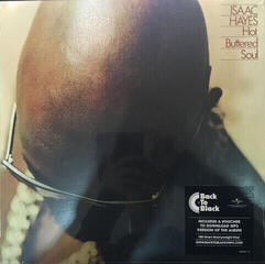 Isaac Hayes Hot Buttered Soul (Remastered) (Vinyl LP)
