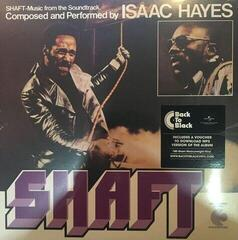 Isaac Hayes Shaft (2 LP) Reissue