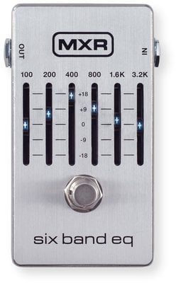 Dunlop MXR M1095 Six Band EQ