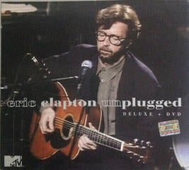 Eric Clapton Unplugged (2 CD + DVD) Glasbene CD