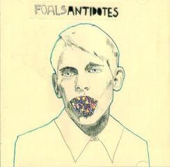 Foals Antidotes (CD)